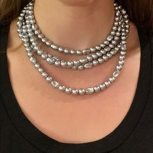 Jewelry - Faux-pearl necklace